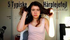 5 Typiske Hårpleje Fejl på aseaofinspiration.blogspot.com