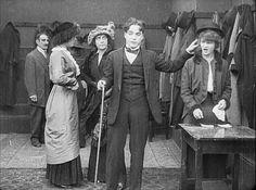 Charlie Chaplin in Tango Tangles