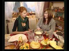 """▶ Syrové korbáčiky - Traditional Slovak """"cheese whip"""" - YouTube"""