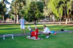 Fitness Fun Camp - Hillcrest Side Plank - http://www.fitnessdiethealth.net/fitness-fun-camp-hillcrest-side-plank/  #fitness #diet #health