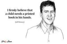 Quote of the Day: Jeff Kinney