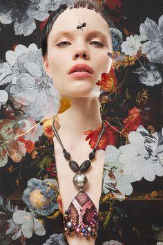 Fashion 2 Collages by Jenya Vyguzov, via Behance