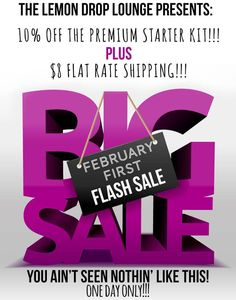 If you've been thinking about trying essential oils, today is your day! Huge Discount on the starter kit - such an awesome deal! Ends at 9 pm CT 2/1