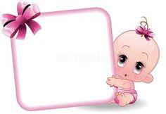 Neonato Femmina-Baby Girl-2-Vector.