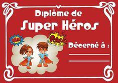 activite super hero | Le Crapoupak : chasse au trésor de super-héros Theme Animation, Super Heroine, Future Jobs, School Themes, Summer Pictures, Boy Birthday, Superman, Activities For Kids, Avengers