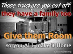 Truck em safe Truckers http://www.truckertotrucker.com/