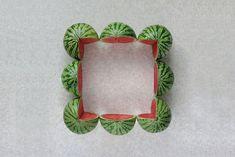 Des fruits géométriques