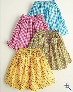 Looks vintage. This is the cutest summer skirt I've seen.- Looks vintage. This is the cutest summer skirt I've seen. Looks vintage. This is the cutest summer skirt I've seen. Diy Clothing, Sewing Clothes, Men Clothes, Little Girl Dresses, Girls Dresses, Girl Skirts, Diy Kleidung, Shirt Skirt, Refashioned Mens Dress Shirt