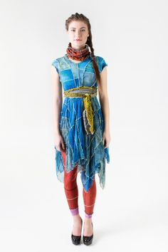 recycled clothing bohemian