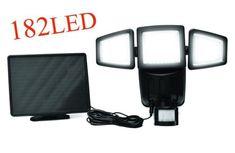 Solar Smart Creation Solar Security Light Ultra Bright 1000 Lumens Motion  $44.98  http://stores.ebay.com/myfuncorp