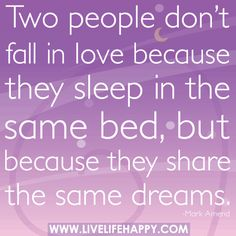 Two People Don't Fall In Love