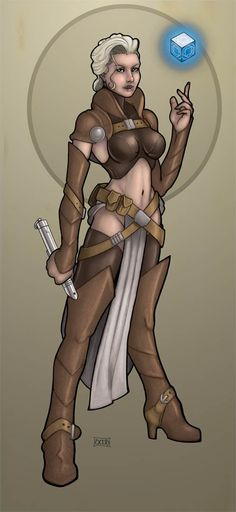 Character for an old SW RP group. Pencils and Pitt Marker for ink, colored in CS2