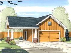 Garage Plans | Garage Plans with Carports – The Garage Plan Shop