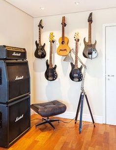 como armazenar instrumentos musicais - Pesquisa Google