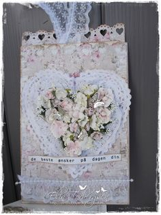 Live & Love Crafts' Inspiration and Challenge Blog: DT Member Elin