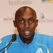 Wilson Kipsang Marathon World Record Holder 2:03:23