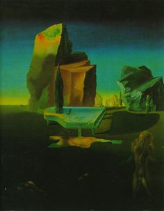 The Mysterious Source of Harmony - Dali Salvador Salvador Dali Oeuvre, Salvador Dali Paintings, Dali Quotes, Figueras, Spanish Painters, Surrealism Painting, Painting Gallery, Magritte, Modern Artists
