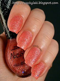 Nicole by OPI Candy is Dandy