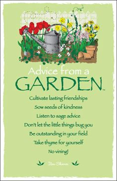 Gardening Quotes From Proven Winners On Pinterest Garden