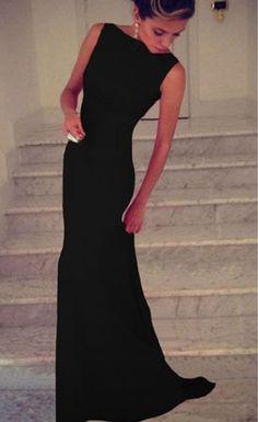 elegant maxi dress - stella la moda