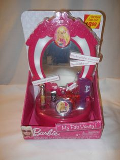 Barbie Vanity Light Up Mirror : 1000+ images about Barbie and Kelly - My Size on Pinterest My size barbie, Barbie and Mattel ...