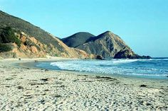 Pfeiffer Beach is Big Sur's most popular coastal access point--and a great place for watching sunsets.