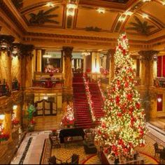 The Jefferson Hotel - Richmond VA