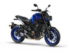 Yamaha MT-09 bekommt neues Gesicht