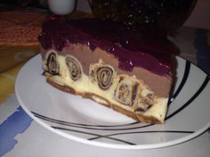 Csodapalacsinta Crepe Cake, Mille Crepe, Crepes, Tiramisu, Pancakes, Cheesecake, Food And Drink, Sweets, Ethnic Recipes
