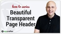 How To Have Transparent Headers In Generate Press WordPress Theme With A...