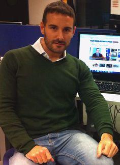 ENTREVISTA a Alberto Schwarzmann, editor de la web de Telemadrid