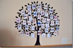 "Jesus Tree for Lent - printable ""ornaments"""