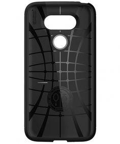 Spigen Slim Armor Case LG G5 Hoesje Champagne Gold f383799d510f