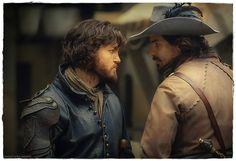 The Musketeers - Athos & Aramis