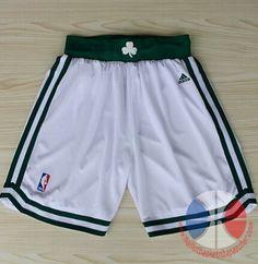 401da39828c New Boston Celtics Basketball Shorts NWT Stitched ( white )
