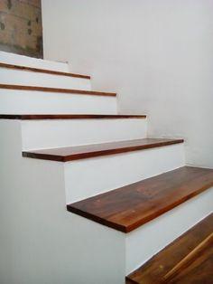 Pisada de escalera de tzalam