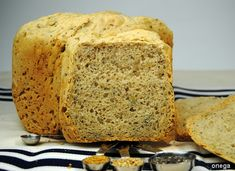 Recipe: Homemade seed bread