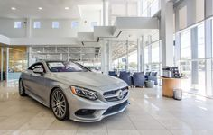 We are an authorized Mercedes-Benz Dealer in Jacksonville, FL. Mercedes-Benz of Jacksonville treats the needs of each individual customer with paramount concern. We know that you have high expectations, and as a car dealer we enjoy the challenge of meeting and exceeding those standards each and every time.