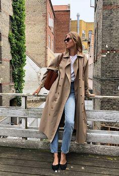 Classic Outfits, Casual Outfits, Fashion Outfits, Daily Fashion, Everyday Fashion, Fashion In Spain, High Fashion, Skandinavian Fashion, Spring Summer Fashion