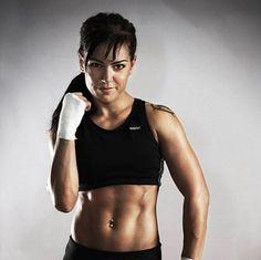 Eva Wahlstrom-female boxing by sabrebiade, via Flickr
