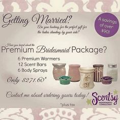 Wickless candles and scented fragrance wax for electric candle warmers and scented natural oils and diffusers. Shop for Scentsy Products Now! Scentsy Independent Consultant, Facebook Party, Wax Warmers, Smell Good, Party Gifts, Getting Married, Consultant Business, Party Ideas, Gift Ideas