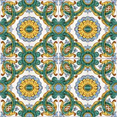 1000 images about tiles on pinterest - Mattonelle in ceramica decorate ...