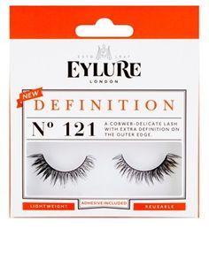 Eylure Definition Lashes - No. 121