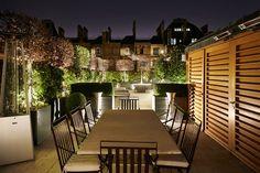 Outdoor Lighting for City Gardens - Small Space Garden Design (houseandgarden.co.uk)