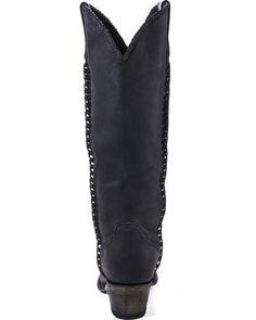b22cc0af9e86 Lane Women s Plain Jane Western Round Toe Western Boots
