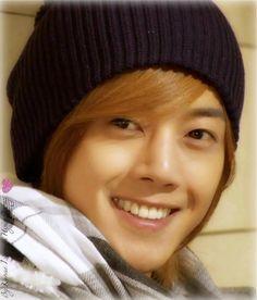 LOVE him!!! Best smile