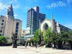 #bu #bostonuniversity #boston #cambridge #ma #massachusetts #businesstrip by dmeislova