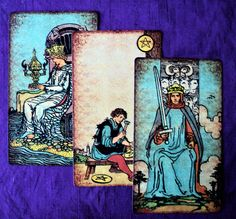 Holiday is over folks! Time to pick up the slack and get back to the grind of it. Let's concentrate on the details and we'll soon find our feet again. King Of Swords, Cool Headed, Tarot Readers, Pentacle, Tarot Decks, Pixie, Folk, Let It Be, Holiday