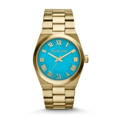 Michael Kors Ladies Channing Watch MK5894 - £194.75 - Michael Kors Ladies Channing Watch Mk5894