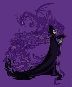 Something Wicked This Way Comes - Maleficent - Sleeping Beauty